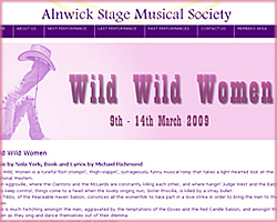 Alnwick Stage Musical Society