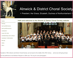 Alnwick & District Choral Society
